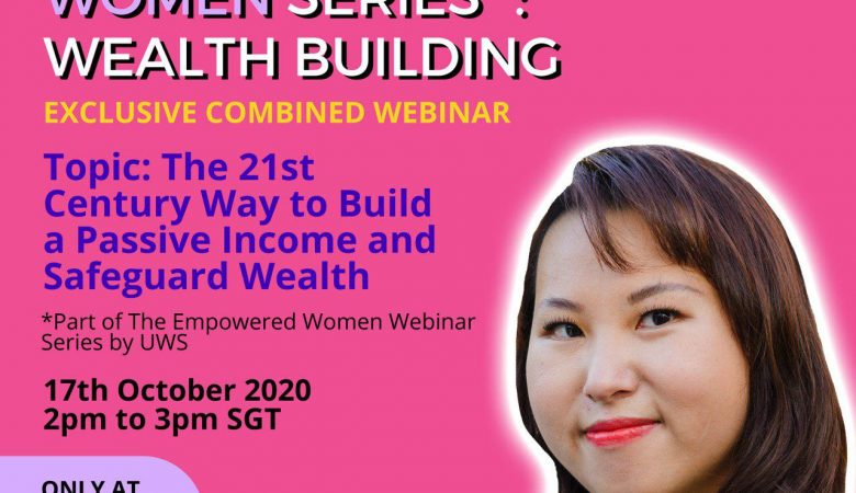 UWS' Empowered Women Series: Wealth Building