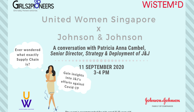 United Women Singapore x J&J