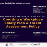 GenSafe Workplaces Specialist Webinar