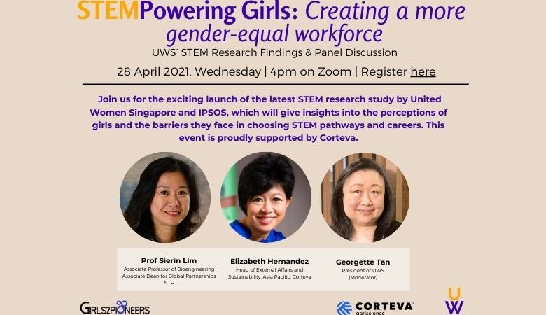STEMPowering Girls: Creating a more gender-equal workforce