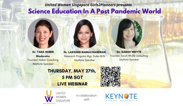 KeyNote x UWS: Science Education in a Post Pandemic World