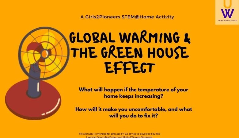 STEM@Home-Global Warming & The Greenhouse Effect