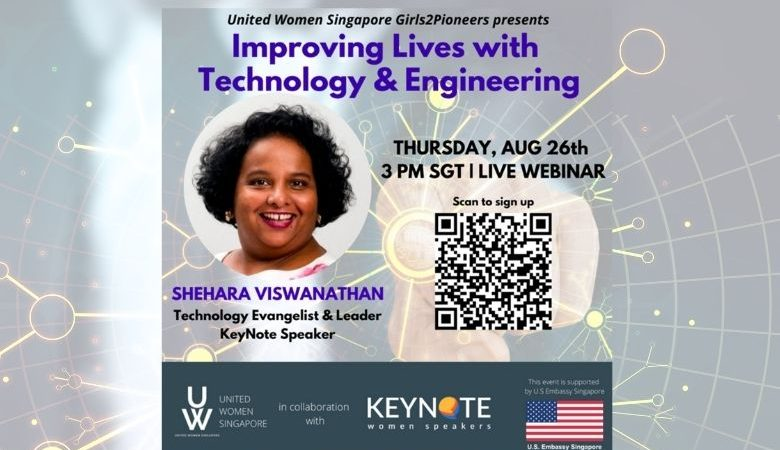 Improving Lives with Technology & Engineering