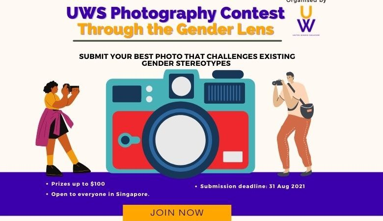 UWS Photography Contest-Through the Gender Lens